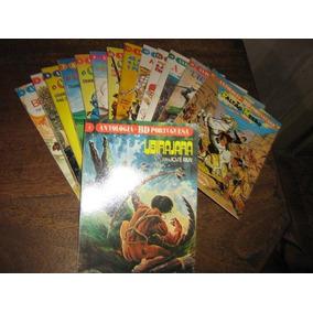 Antologia Bd Portuguesa Lote 14 Edições 1982 Frete Gratis