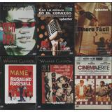 6 Películas Extranjeras Colección Mon Day Mame Gran Hotel...