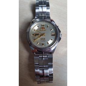 a681feb3e7f Relógio Orient Crystal 21 Jewels Automatico Original