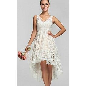 Venta de vestidos de novia para el civil