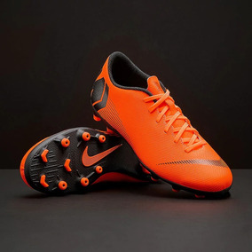 Chuteira Nike Mercurial Vapor Xll Fg Campo Profissional - Chuteiras ... 4990b884389cb