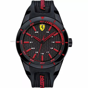 Relógio Scuderia Ferrari Redrev - Garantia 2 - Modelo Novo