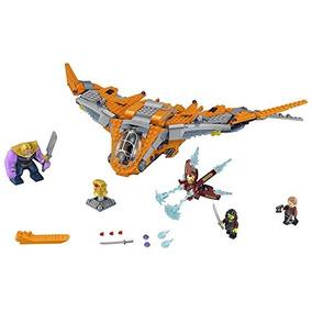 Lego Super Heroes Thanos: Kit De Construcción Ultimate Battl