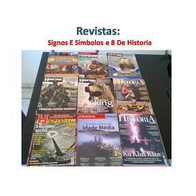 Revista Historia Viva Mercado Livre
