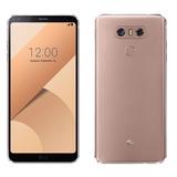 Smartphone Lg G6 64gb - Dourado E Azul - Nf-e