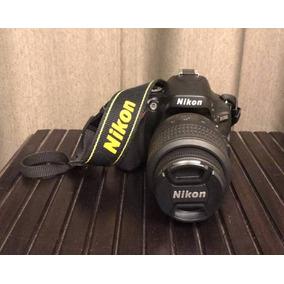 Camera Nikon D5100 Em Excelente Estado