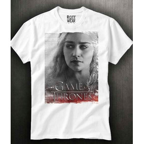 Playera Daenerys Targaryen Game Of Thrones Got Rott Wear