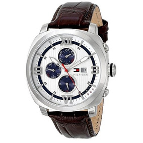 Relógio Tommy Hilfiger 1790968 Unisex Sport-luxury Couro