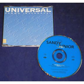Sandy & Junior - Imortal - Cd Single - 1999 - Promocional