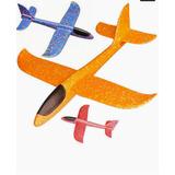 4 X Avión Planeador Xl 48cms Vuela Aire Libre