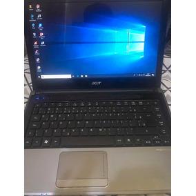Notebook Acer Core I3, 3 Gb Memória, 320 Gb De Hd,formatada