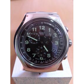 Reloj Swatch Swiss Irony Para Caballero