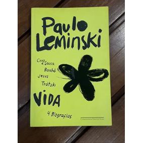 Paulo Leminski - Vida 4 Biografias