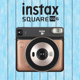 Camara Fujifilm Instax Square Sq6 + 20 Filminas - Inteldeals
