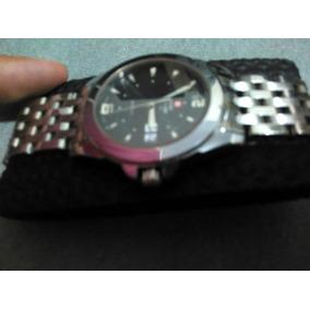 f50674e72cf Relogio Swiss Military Sapphire Relógio Suiço Militar Safira