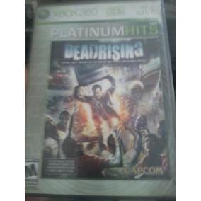 Dead Rising Xbox 360 Mídia Física Impecável