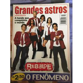 Pôsteres Grandes Astros: Rbd Rebelde