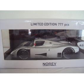 Sauber Mercedes C9 1989 1;18 Norev 777 Pcs World Wide