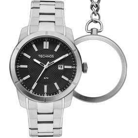a45a35117d4 Peças De Relogio Technos Grand Technos Os20.cm Titanio - Relógios no ...