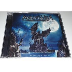 Avantasia - Angel Of Babylon (cd Lacrado)