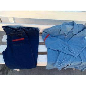 Pantalon Y Camisa Para Trabajador Nuevas