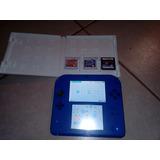 Nintendo 2ds Con Juegos