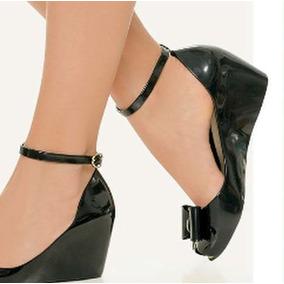 Tacones Color Negro Plataforma Interna Talla 36 - Zapatos en Mercado ... ada1ebdb63e4