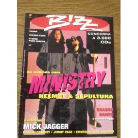 Revista Bizz Ministry Ed. 92 Março 1993