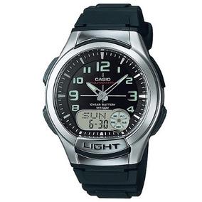 Relógio Casio Aq180 W1bvdf - 100% Original