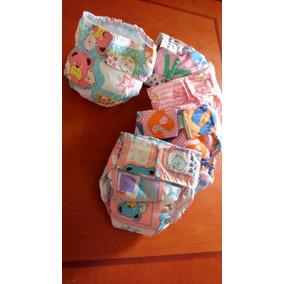 Pantaletas Plasticas Tipo Pañal Para Bebes