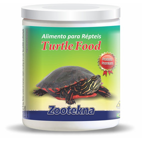 Turtle Food - Ração Para Tartaruga - 70 G
