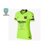 Camisa Feminina Barcelona 2018/2019 Uniforme 2
