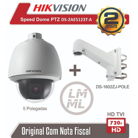 Speed Dome Hikvision Ptz Ds-2ae5123t-a 23x Hd 720p 5 Pol.