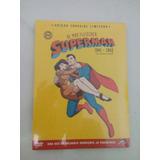 Dvd Superman - De Max Fleischer (1941 . 1942) 17 Episódios