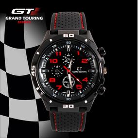 4ddc11a6c8d Relógio De Pulso Gt Gran Touring Masculino Esportivo Homem