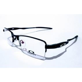 49fed2fa7fa4f Armação Óculos De Grau Ox 11-828 Importado Masculino