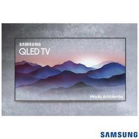 Smarttv 4k Samsung Qled 2018 55 Hdr1000 Qn55q6fnagxzd