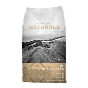 Alimento Diamond Naturals Lite Lamb & Rice 13.6 Kg / 30 Lbs