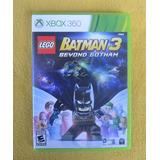 Lego Batman 3 Beyond Gotham Xbox 360* Play Magic