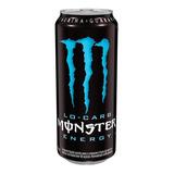 Energético Monster Energy Lo Carb 473ml