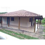 Chácara Residencial À Venda, Condomínio Vale Verde, Mineiros Do Tietê. - Ch0007