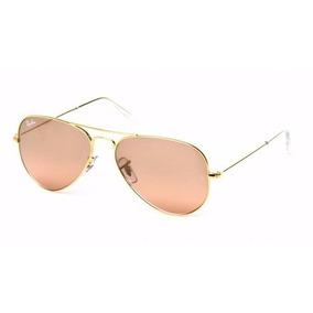 Óculos Ray Ban,3025 Marron Clar,novo,com Nota Fiscal 8021b3baa7