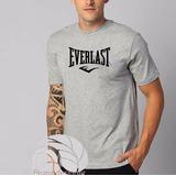 Camiseta Everlast Eder Jofre Cinza no Mercado Livre Brasil e0df5801195e3