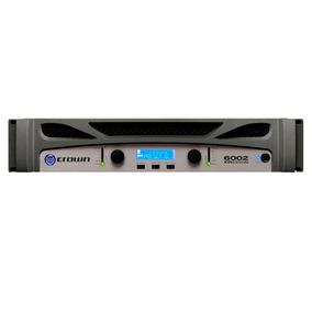 Amplificador Potência 2100w Crown Xti 6002