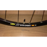 Folha Aro Mavic 819 Disc Tubeless