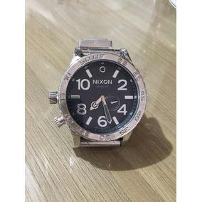 f242a3d4bdb Relógio Nixon Poliuretano no Mercado Livre Brasil