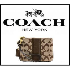 Bolsa Coach Original + Reloj De Pulso De Regalo