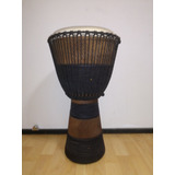 Djembe Meinl Con Funda 10 3/4 X 24 Brown