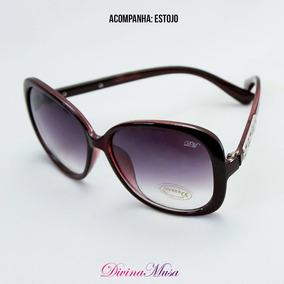 00e4317b0c00b Óculos De Sol Original Divina Musa Proteção Uv 400 Victorine