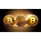 Bitcoin 0,10 Btc Moneda Virtual - Criptomoneda Oro Virtual
